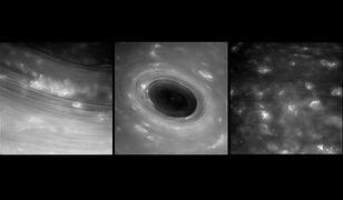 Ryzykowna misja sondy Cassini. Jeszcze nigdy nie udało się dotrzeć tak blisko Saturna