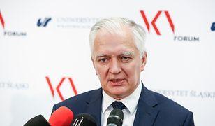 """Jarosław Gowin o liście byłych ambasadorów do Donalda Trumpa. """"To haniebne zachowanie"""""""