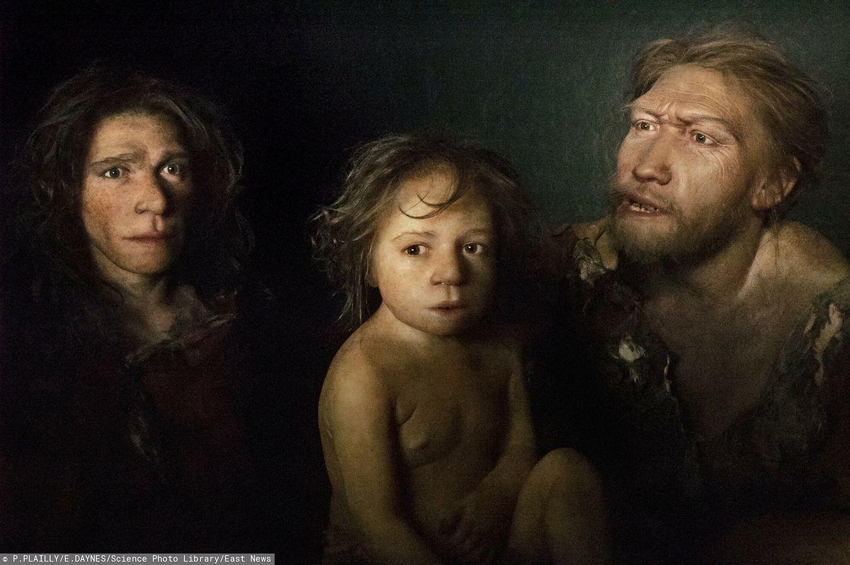 Sensacyjne znalezisko na Mazowszu. Ma około 80 tys. lat, P.PLAILLY/E.DAYNES/Science Photo Library/East News