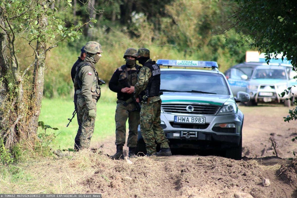 Trwa dramat na granicy polsko-białoruskiej