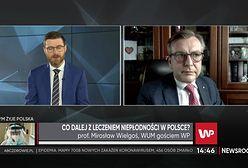 Prof. Mirosław Wielgoś o leczeniu niepłodności w Polsce. Ginekolog krytykuje decyzję rządzących