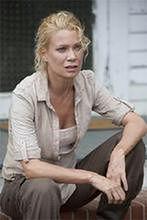 ''Dumb and Dumber Two'': Laurie Holden z ''Głupim i głupszym''
