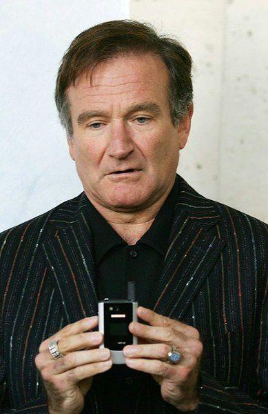 Robin Williams: Słynny aktor trafił na odwyk