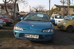 Nietypowy komis sprzedaje samochody za kilkaset złotych