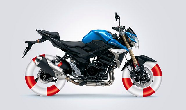 Suzuki oferuje darmowe kontrole motocykli