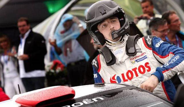 Auto News: Kubica będzie jeździł w Citroenie