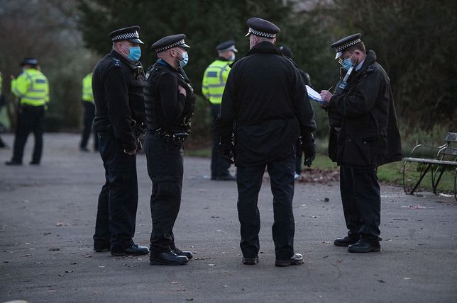Londyn. Ataki nożowników (zdjęcie ilustracyjne)