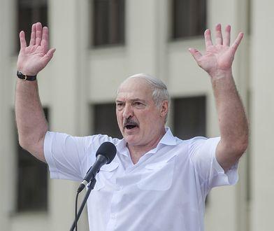 Białoruś. Aleksander Łukaszenko nie chce ustąpić ze stanowiska prezydenta