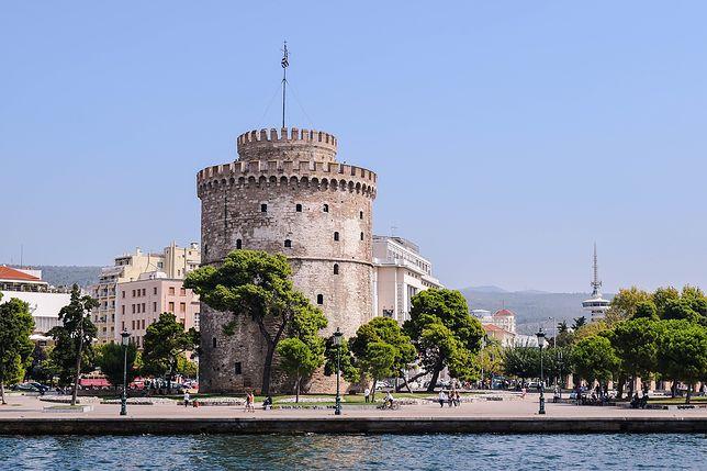 Biała Wieża w Salonikach