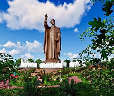 Św. Wincenty Ferreriusz doczeka się najwyższego na świecie pomnika
