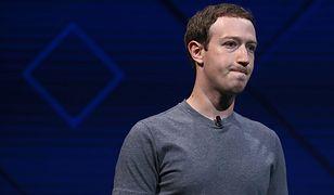Mark Zuckerberg złoży zeznania przed komisjami Kongresu USA ws. Cambridge Analytica