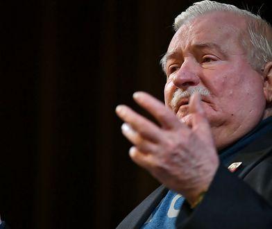Lech Wałęsa zabrał głos na Twitterze