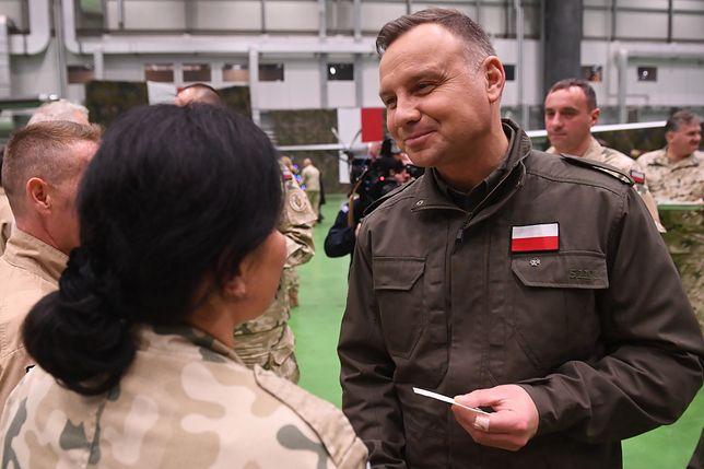Sondaż WP. Kogo Polacy zaprosiliby z polityków na Wigilię? Andrzej Duda z wysokim wynikiem