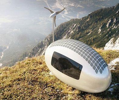 Najbardziej ekologiczny dom na świecie? Oto Ekokapsuła Słowaków