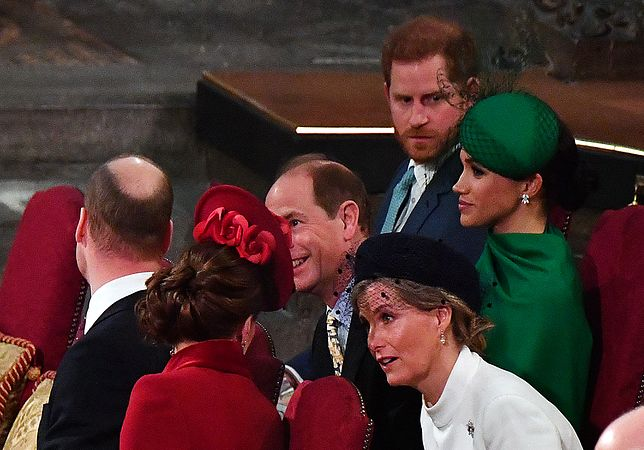 Książę Harry wypełnia ostatnie reprezentacyjne obowiązki