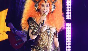 Cher ma 73 lata. Nadal występuje w skąpych strojach