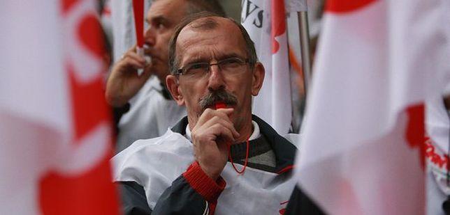 Polacy korzystnie o protestach związkowców