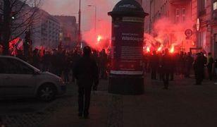Wraca sprawa podpalenia budki przy ambasadzie Rosji w Warszawie
