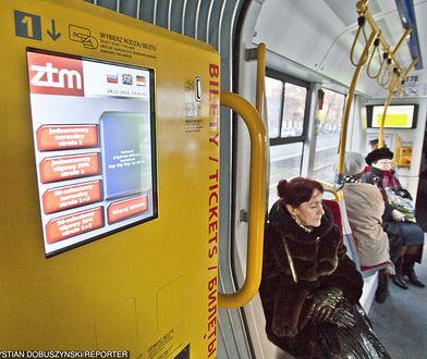 Język ukraiński w warszawskich biletomatach. ZTM odpowiedział na prośby