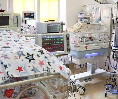 Koronawirus. Noworodek zakażony SARS-CoV-2 w szpitalu w Sierpcu