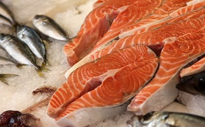 Praca w przetwórniach ryb