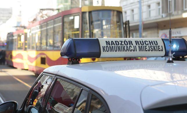 Zderzenie tramwaju na Woli. Zablokowany ruch w kierunku centrum