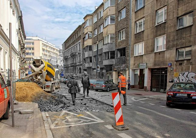 Projekt Teraz44: Warszawa w czasie Powstania i teraz [ZDJĘCIA]