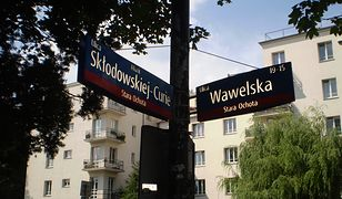 Warszawa. Maria Skłosowska-Curie to jedna z nielicznych kobiet docenionych w polskich miastach. Wiele ważnych postaci pozostaje w zapomnieniu