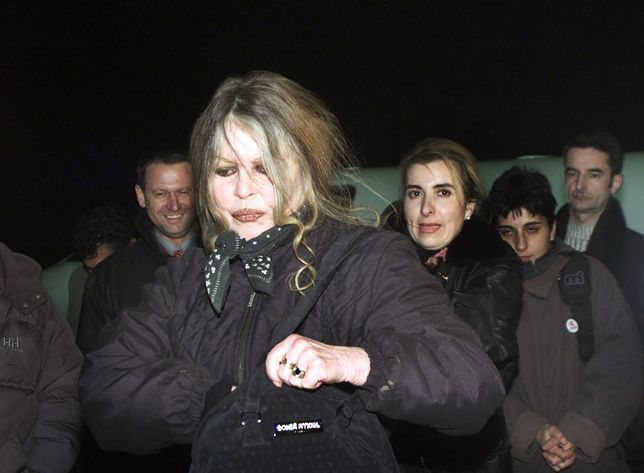 Brigitte Bardot została pozwana za rasistowskie wypowiedzi