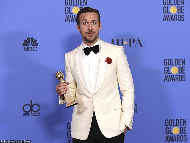 Złote Globy 2017. Ryan Gosling wygłosił wzruszające podziękowania