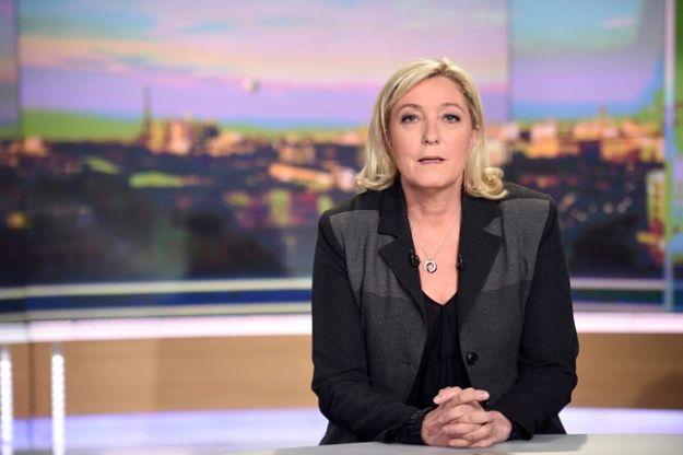 Marine Le Pen radzi ojcu wycofanie się z polityki