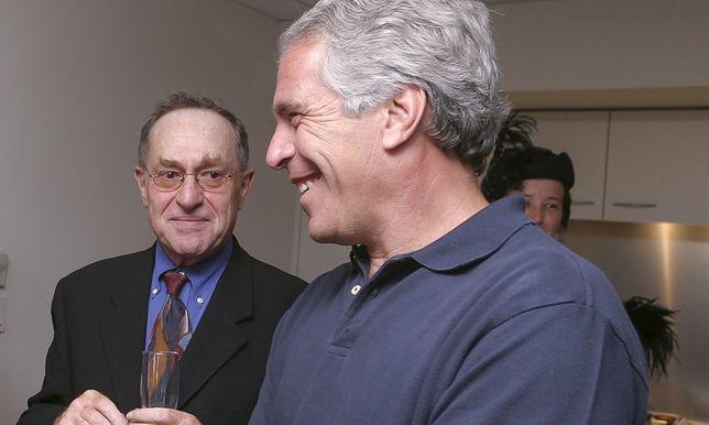 Prawnik Alan Dershowitz pozywa Netfliksa za dokument o Epsteinie