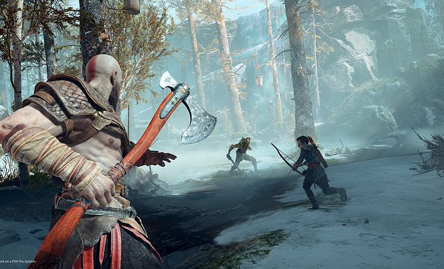"""Madness? This is… Skandynawia"" – nowe ""God of War"" wgniata w ziemię"