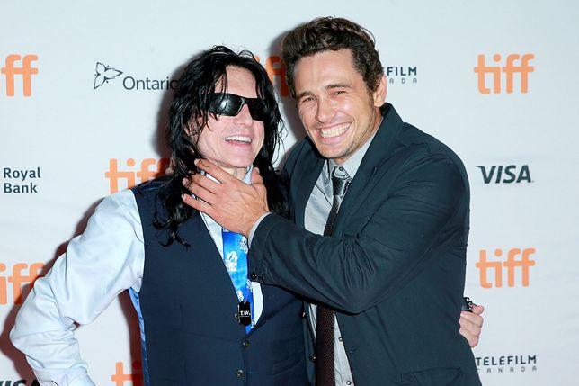 """Tommy Wiseau (Wieczorkiewicz) i James Franco - film """"The Disaster Artist"""" w kinach od 2 lutego"""