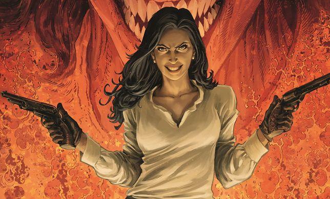 """""""Badlands"""" ukazało się nakładem wydawnictwa Scream Comics"""
