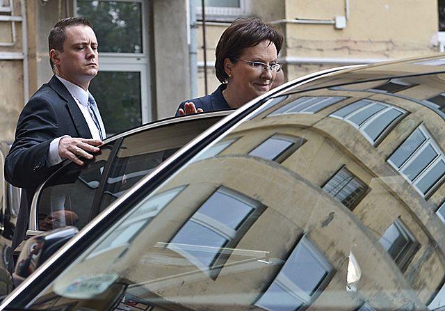 Ewa Kopacz rezygnuje z luksusów - zdjęcia