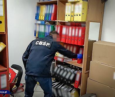 CBŚP rozbiło grupę przestępczą. Zajęty sprzęt przekazano szpitalom
