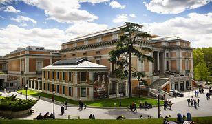 Muzeum Prado gromadzi bogate zbiory malarstwa europejskiego