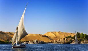 Egipt - rejsy po Nilu
