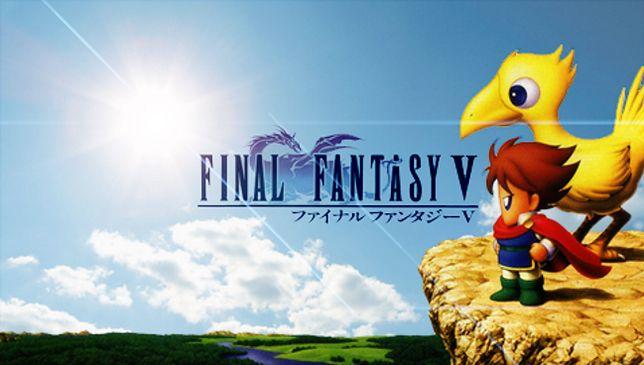 Postaci z gry Final Fantasy V