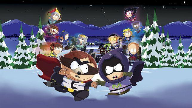 W grze South Park: The Fractured but Whole zobaczymy znanych z serialu animowanego bohaterów