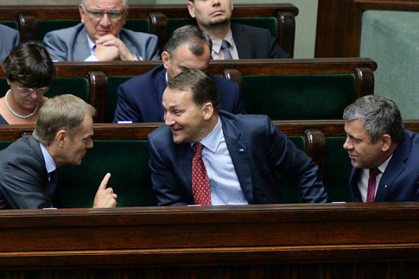 Jarosław Gowin: Radosław Sikorski szykuje się do ataku