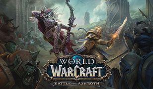 """Do WoWa nadchodzi nowe rozszerzenie """"Battle for Azeroth"""""""