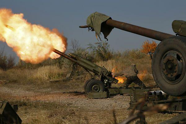 Separatyści wciąż ostrzeliwują ukraińskie pozycje