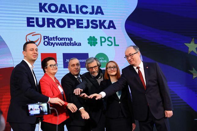 Koalicja Europejska staje się faktem. Liderzy pięciu partii złożyli podpisy pod dekaracją