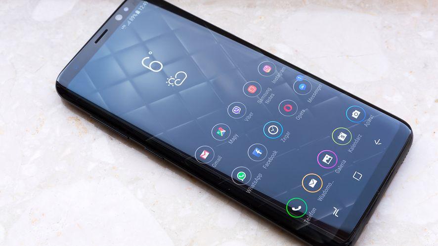 """Galaxy S8 – pierwszy flagowy Samsung z """"wydłużonym"""" ekranem (depositphotos)"""