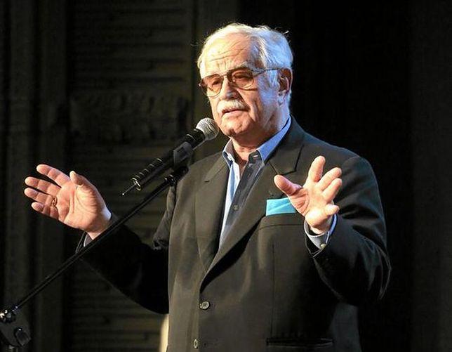 Jan Pietrzak prowadził programy w TVP Historia, TVP1 i Telewizji Republika