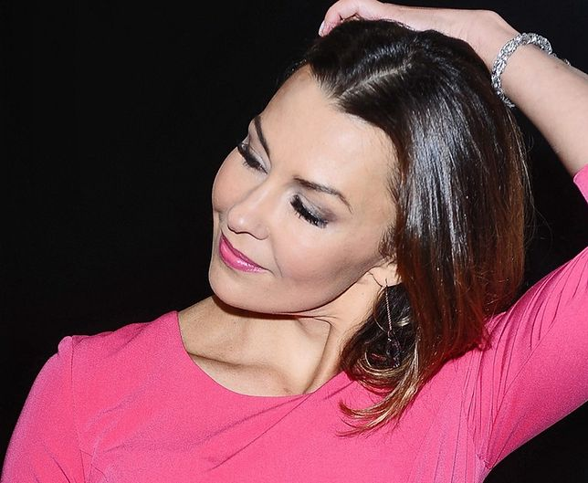 """Anna Popek ma na koncie występy w serialach telewizyjnych takich jak """"M jak miłość"""" czy """"Na dobre i na złe"""""""