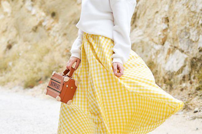 Dobrze dobrana spódnica może zrobić ogromne wrażenie