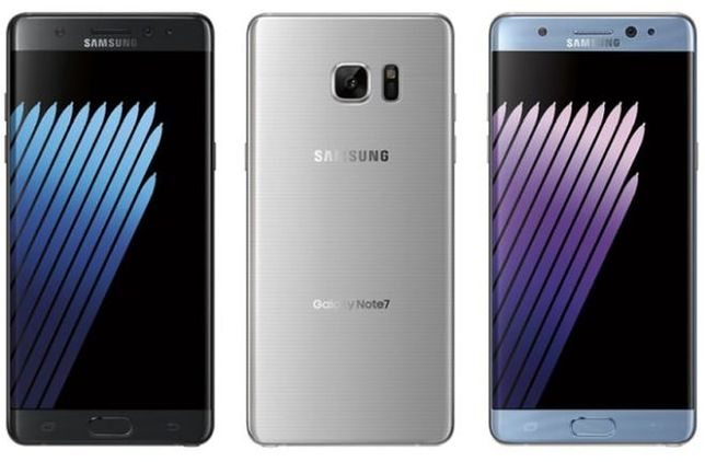 Samsung Galaxy Note7 wróci na półki sklepowe!